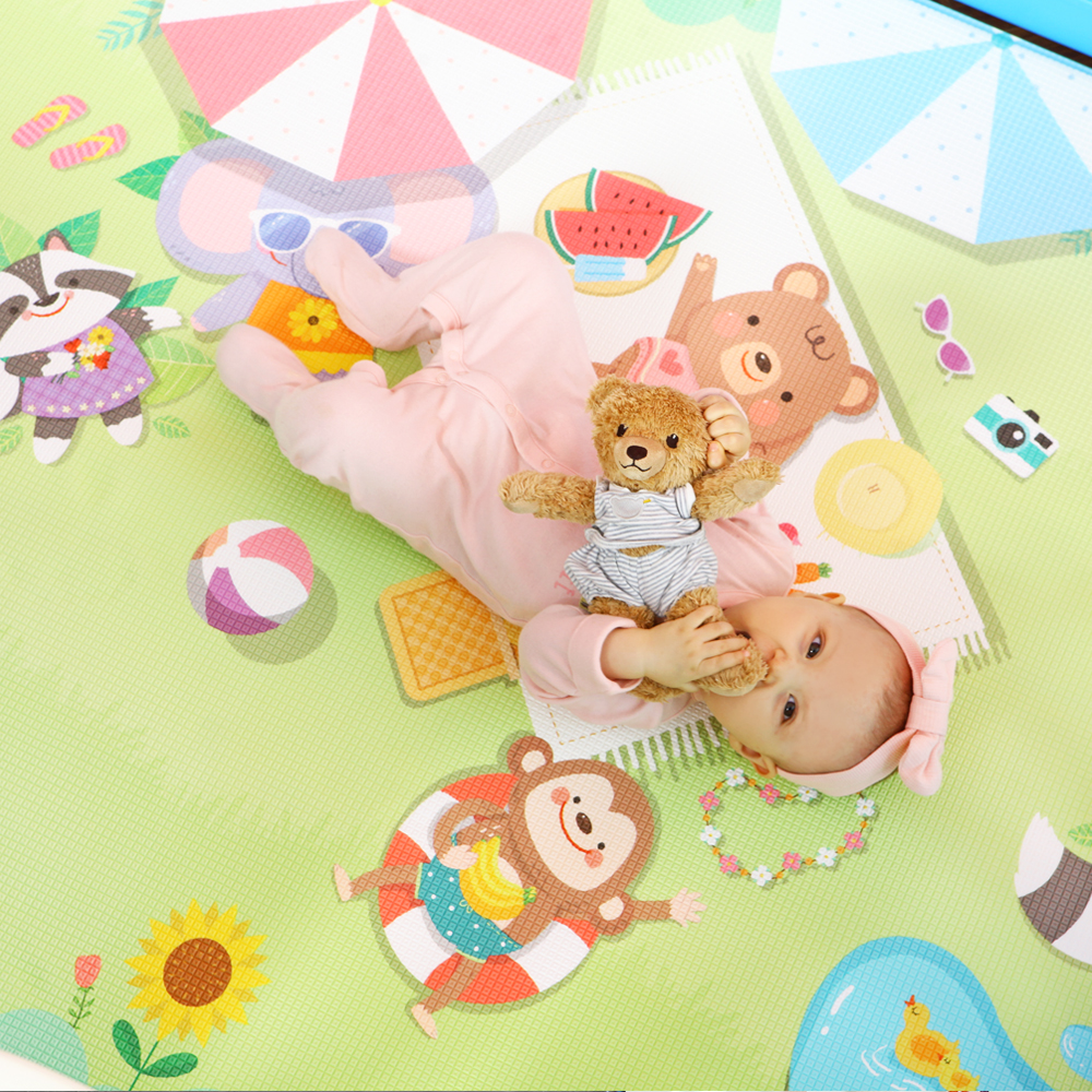 GLOBAL BABY PLAYMAT - BABYCARE AIBEILE COMFLOR baby playmat